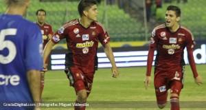 Caracas se quitó el yugo petareño y aseguró su participación en la Libertadores