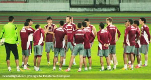La Vinotinto parte con 23 jugadores a La Paz