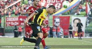 "Grenddy Perozo: ""Queremos clasificar a la Sudamericana"""