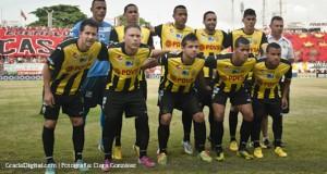 Táchira comienza el camino hasta la Copa Sudamericana