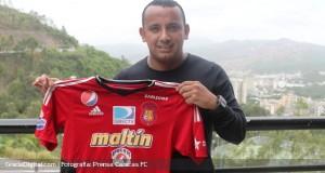 Bladimir «Pomponio» Morales es el nuevo jugador del Caracas FC