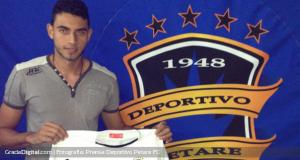 Guillermo Banquez se suma al Deportivo Petare FC
