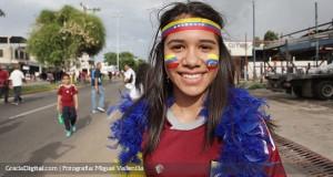 ÁG | Las fotografías de todo lo acontecido en el Venezuela – Uruguay