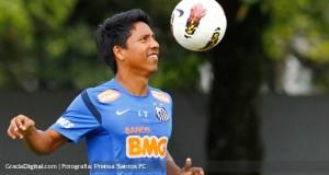 Breitner regresó al Santos FC