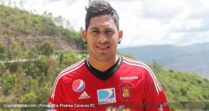 César «El Mágico» González jugará con el Caracas FC
