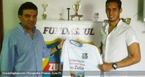 Dustin Valdez por dos temporadas con el Zulia FC