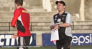 """Saragó: """"Tenemos la necesidad y la ambición de sacar un buen resultado allá"""""""