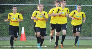 Táchira buscará los tres puntos en San Felipe