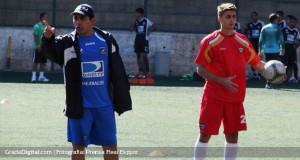 Francesco Stifano dirigió su primer entrenamiento