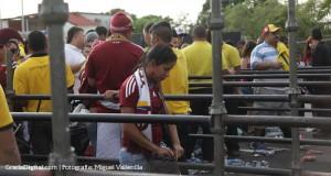 Listo operativo de seguridad para el Venezuela-Uruguay