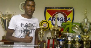 Loren Walcott refuerza la defensa del Aragua FC