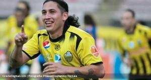 Mauricio Parra se despidió del «Aurinegro»