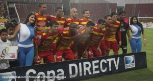 El Deportivo Anzoátegui arrancará la pretemporada el 17 de junio
