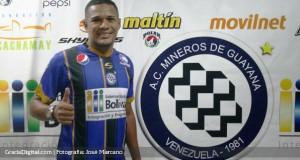 Orlando Cordero regresó a Mineros de Guayana