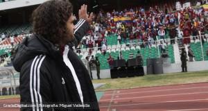 Oswaldo Vizcarrondo: «Estoy esperanzado en llegar a este partido de Eliminatoria»