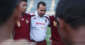 Dudamel: «Andrés Ponce debe operarse»