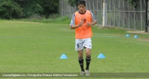 Diego Menghi quiere celebrar un campeonato con el Atlético Venezuela