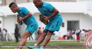 «Cafú» Arismendi inicia la Copa Sudamericana