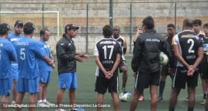 Stifano festejó segunda semana de trabajo con el Deportivo La Guaira