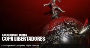 ESPECIAL | Conoce el trofeo de la Copa Libertadores, su historia y prestigio