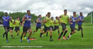 El SC Guaraní inició su segunda semana de pretemporada