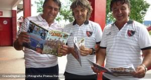 Hector Pablo Bidoglio trabajará en el primer equipo de Newell's