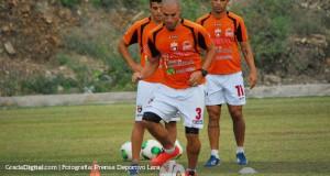 FOTOS | El Deportivo Lara cumplió su segunda jornada de preparación en Ecuador