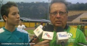 Néstor Otero: «Será un buen partido»
