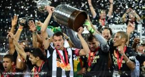 +FOTOS   Atlético Mineiro se consagra con la Copa Libertadores 2013