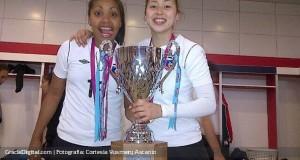 +FOTOS | Yusmery Ascanio alcanzó el tricampeonato en Chile