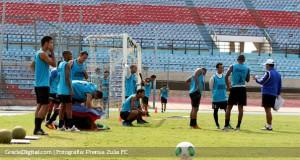 El Zulia se retira de la Copa Bicentenaria