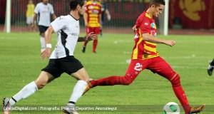 Evelio Hernández puso el gol del triunfo