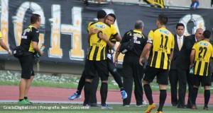 Jose Miguel Reyes guió al Táchira con sus goles