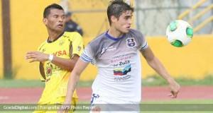 El Zulia FC rescató un punto de Valera