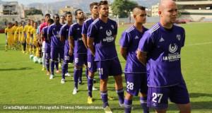 Metropolitanos resbaló ante Angostura FC