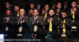 +FOTOS | El «Aurinegro» fue presentado de cara al torneo