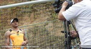 VIDEO | Renny Vega resalta el optimismo del Deportivo La Guaira