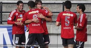 +FOTOS | El Caracas FC «B» llegó a su tercer triunfo al hilo