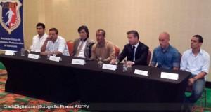 AUFPV: «Los futbolistas profesionales no viajarán ni se presentarán en los respectivos escenarios»