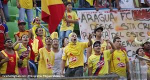 Entradas gratis para el Aragua – Deportivo Anzoátegui