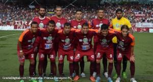 Carabobo inicia frente a Llaneros su andar en el Torneo Clausura 2014