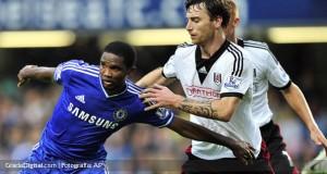 El Fulham de Fernando Amorebieta desciende tras perder ante el Stoke City