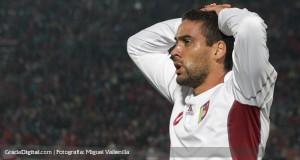 +FOTO | Gabriel Cichero quedó fuera de la Vinotinto por lesión