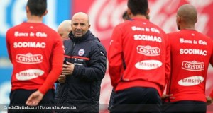 Jorge Sampaoli: «Juegan mejor de visita que de local»