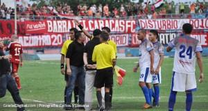 +Audio de agresión | Jugadores víctimas de la violencia en Maracaibo