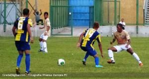 Con un pie adentro el Zamora FC en los cuartos de final de la Copa Venezuela