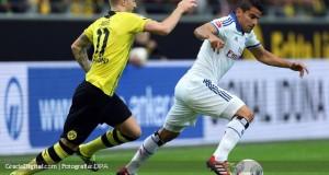 +FOTOS | El Borussia Dortmund goleó al Hamburgo SV de Tomás Rincón