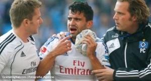 +FOTO | Tomás Rincón se fracturó la mandíbula y es duda para Eliminatorias