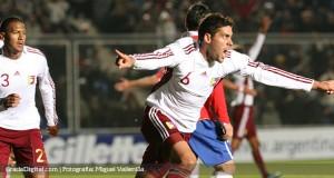 ÁG | Las mejores fotos de la victoria histórica de La Vinotinto frente a Chile