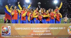 ÁG | Recorrido fotográfico de las campeonas sudamericanas Vinotintos